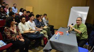 Docentes de nuestra Unidad exponen en la Universidad de Guadalajara en México